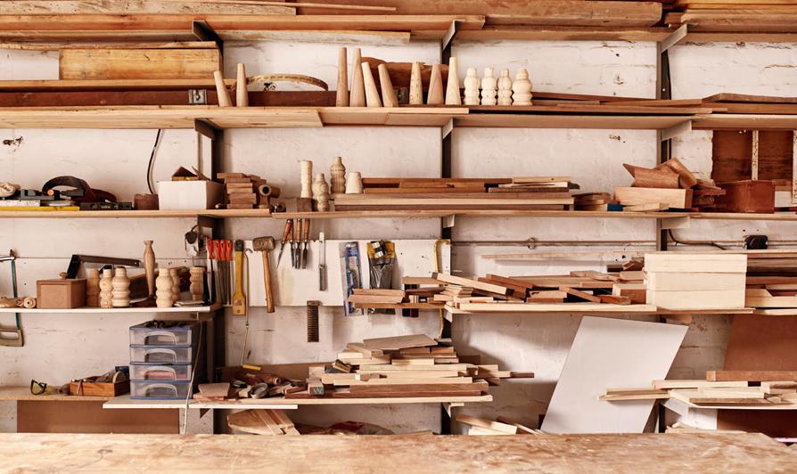 taller artesanal madera noble - Muebles rústicos Bierzo